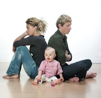 bb et jeunes parents en conflit