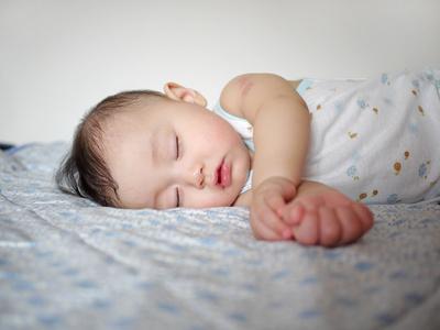 赤ちゃんがぐっすり眠れる睡眠環境