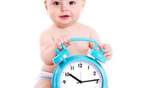 赤ちゃんがよく眠り、すくすく育つ生活リズムのつけ方