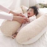 赤ちゃんの抱き枕