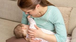 授乳中のママたちの、おっぱいに関する気がかり②